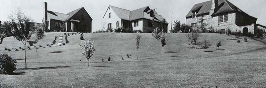 WSU's Culture and Heritage Houses 1940s