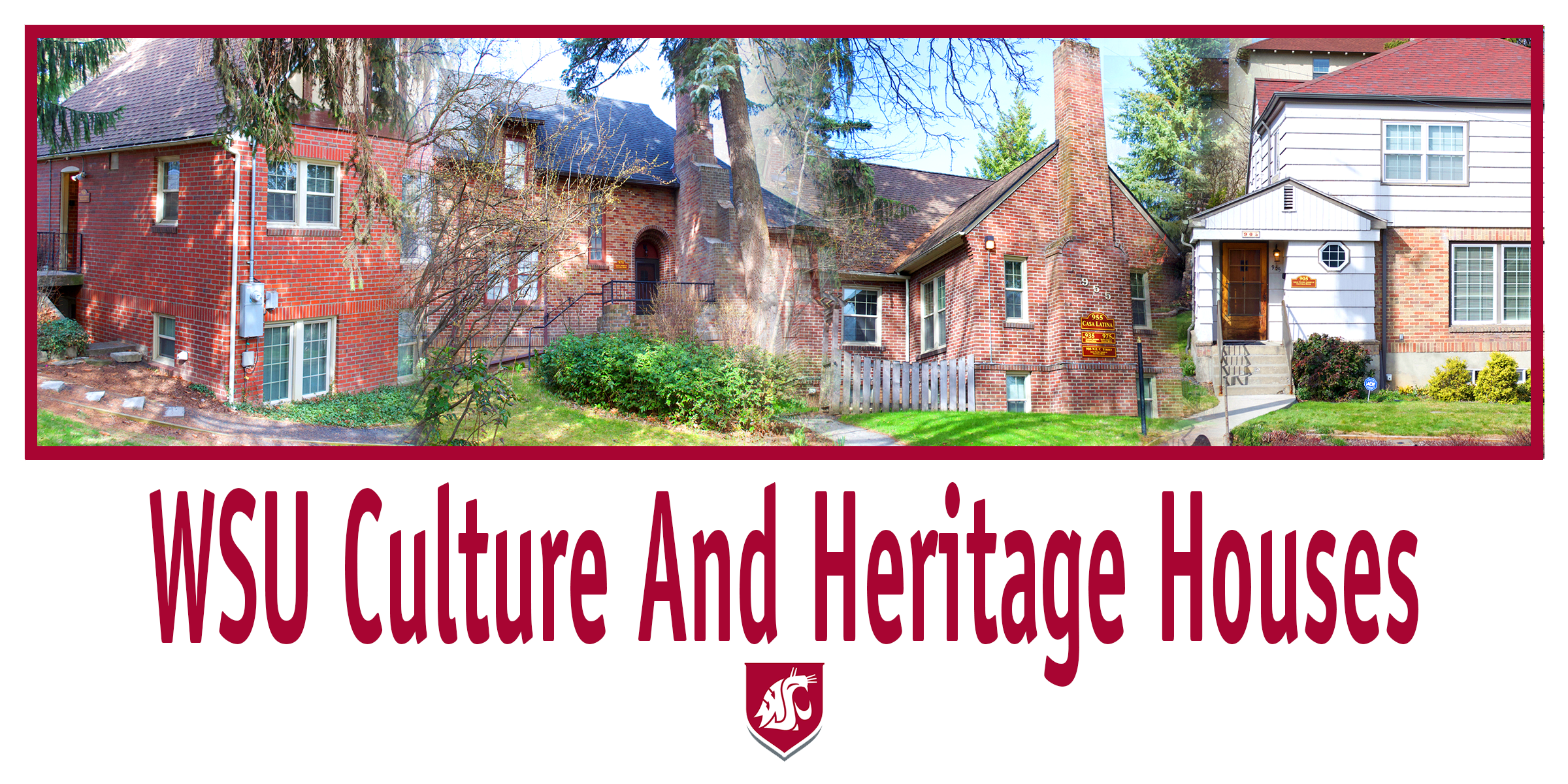 WSU Culture And Heritage Houses